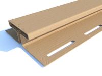 Сайдинг Holzplast Н-профиль
