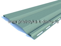 Сайдинг Holzplast светло-зеленый